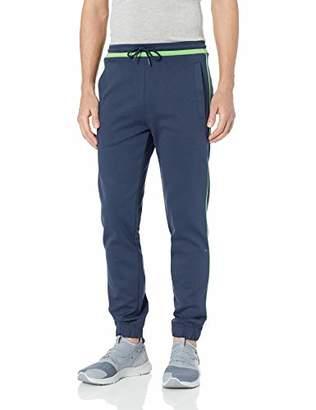 HUGO BOSS BOSS Green Men's Hadiko Slim Fit Cotton Sweatpants
