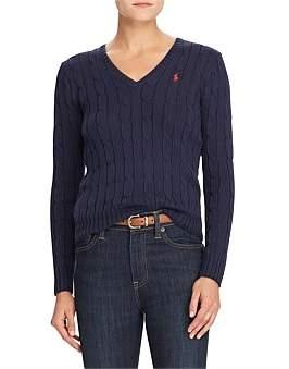 Polo Ralph Lauren Kimberly Long Sleeve Sweater