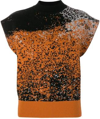 Vejas speckled vase sweater