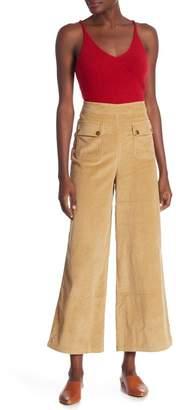 CODEXMODE High Waist Corduroy Pants