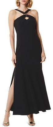 Karen Millen Hardware Detail Maxi Dress