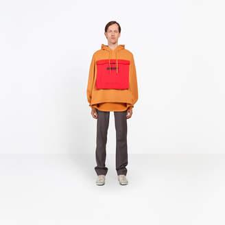 Balenciaga Double entry hooded sweater
