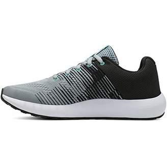 Under Armour Girls' Grade School Pursuit NG Running Shoes, Grey (Mod Jet Gray/Mermaid 101), 6 (39 EU)