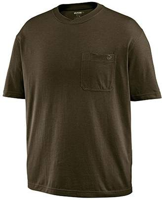 Wolverine Men's Knox Short Sleeve Pocketed Wicking T-Shirt