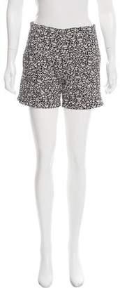 MAISON KITSUNÉ Mid-Rise Mini Shorts w/ Tags