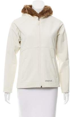 Marmot Hooded Lightweight Jacket w/ Tags