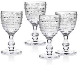 Godinger Lumina Oversized Beaded Goblet Centerpiece