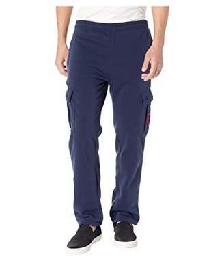 U.S. Polo Assn. Men's Classic Fleece Cargo Pant