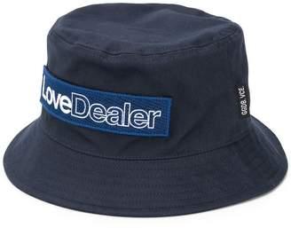 Golden Goose Love Dealer bucket hat