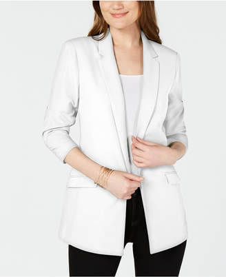 INC International Concepts I.n.c. 3/4-Sleeve Blazer