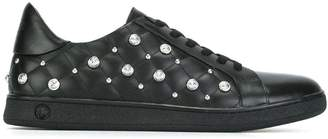 Versus studded detail sneakers