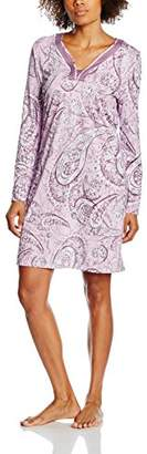 Rösch Women's Paisley 1163521 Nightie,3 UK