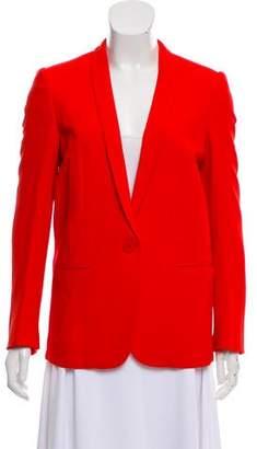 Stella McCartney Structured Shawl-Lapel Blazer w/ Tags