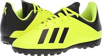 adidas Unisex X Tango 18.4 Turf J Soccer Shoe