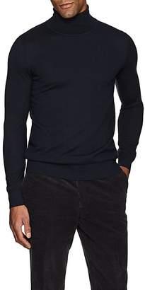 Brioni Men's Fine-Gauge Cashmere Turtleneck Sweater