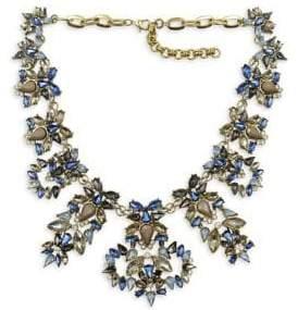 Badgley Mischka Belle by Blue Sky Crystal Statement Necklace