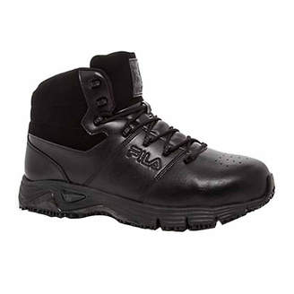 Fila Memory Breach Mens Steel Toe Work Shoes