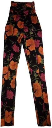 Balenciaga Multicolour Polyamide Trousers