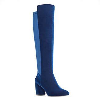Nine West Kerianna Velvet Boot - Women's