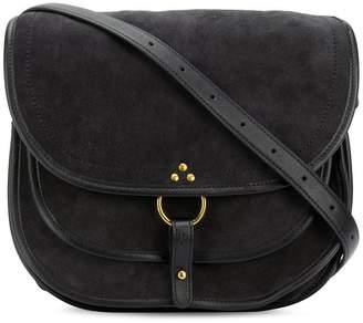 Jerome Dreyfuss layered saddle handbag