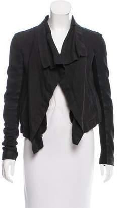 Veda Shawl Collar Jacket