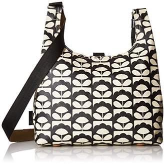 Orla Kiely Womens Midi Sling Bag Shoulder Bag