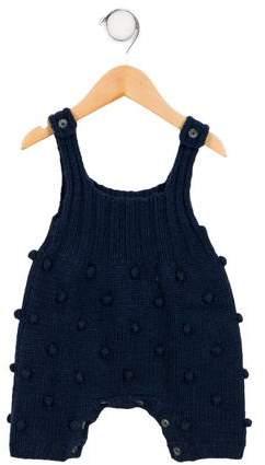 Tia Cibani Boys' Wool Embellished All-In-One w/ Tags