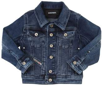 Diesel STRETCH DENIM JACKET