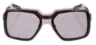 Givenchy Greca Square Sunglasses