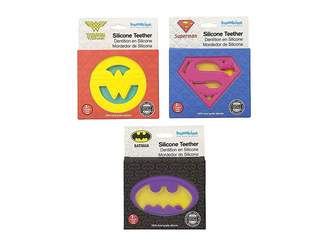 Bumkins DC Comics Silicone Teether 3-Pack