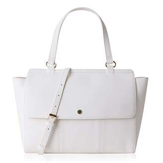 Co The Lovely Tote Women's Color Block Crossbody Bag Satchel Handbag Work Bag
