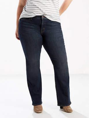 Levi's 415 Classic Boot Cut Jeans (Plus)