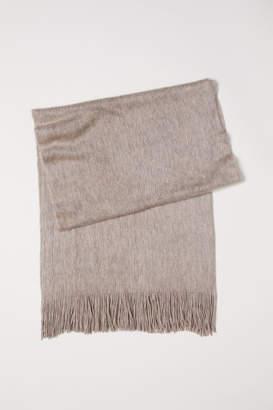 H&M Knit Scarf - Brown