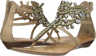 Yellow Box Women's P-Araminta Wedge Sandal