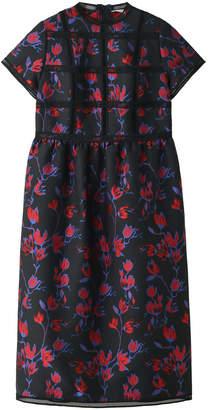 REKISAMI (レキサミ) - レキサミ フラワープリントドレス