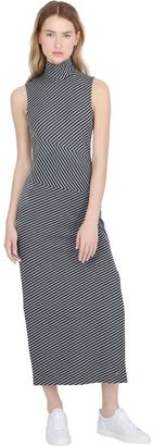 Tommy X Gigi Striped Interlock Dress $175 thestylecure.com