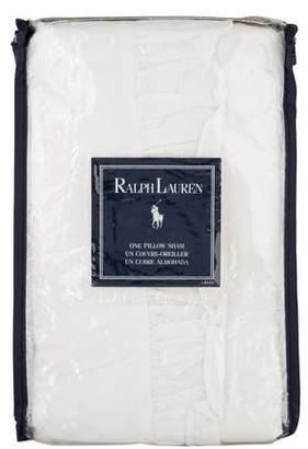 Ralph Lauren European Pillow Sham