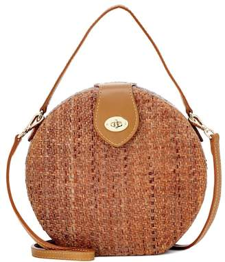 Kayu Wicker shoulder bag