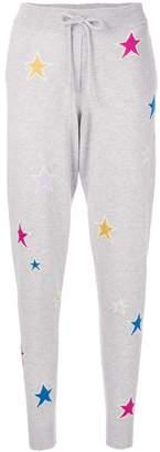 Parker Chinti & Stardust track pants