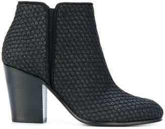 Giuseppe Zanotti Design Sara shimmer booties