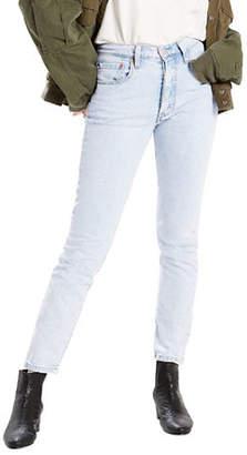 Levi's 501 Under The Stars Skinny Jeans