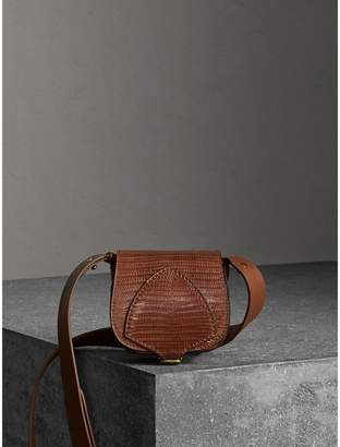 Burberry The Pocket Satchel in Lizard