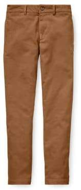 Ralph Lauren Childrenswear Boy's Slim-Fit Stretch Cotton Corduroy Pants