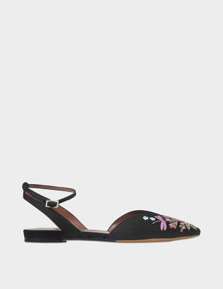 Tabitha Simmons Vera Rose Libellule Embellished Sandals