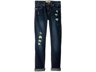 Levi's Kids 505C Girlfriend Straight Jeans (Big Kids)