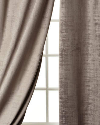 "Dian Austin Couture Home Manhattan Velvet Curtain, 96""L"
