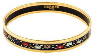 Hermes Narrow Bangle Bracelet