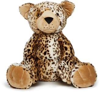 Hudson Park Collection Faux Fur Leopard, Large - 100% Exclusive