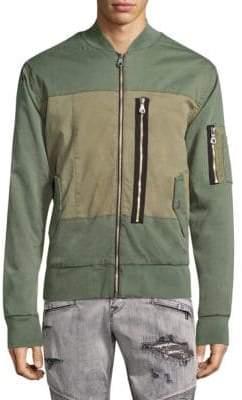 Hudson Full Zip Utility Jacket