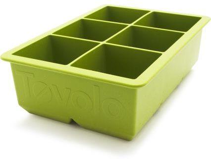 Tovolo Green King Cube Ice Tray